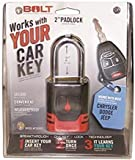 STRATTEC SEC 7018520 Key Type Padlock