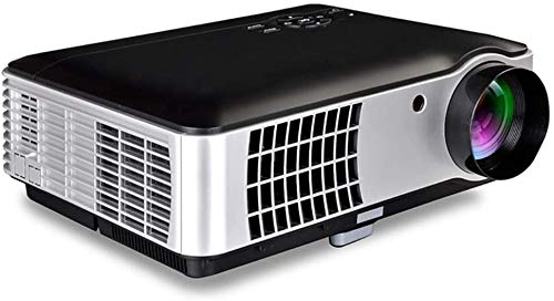 TIANYOU Proyector Inteligente Led Rd-806 1200Lm 1280X800 Gran capacidad y pantalla grande. / A