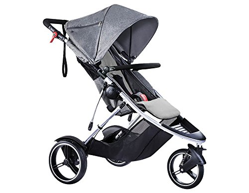 Lowest Price! phil&teds Dash Inline Stroller, Black