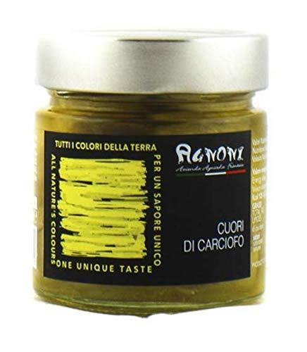 Agnoni - Cuori di carciofo sott'olio 2 x 210 g