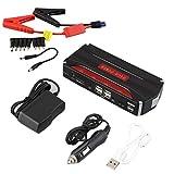 Dailyinshop 68800mAH 12V 4 USB Portable Car Jump Starter Power Bank pour démarrage d'urgence