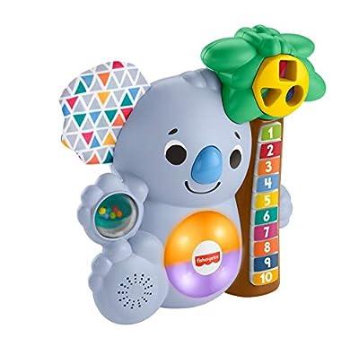 ?Fisher-Price Linkimals Counting Koala by Mattel