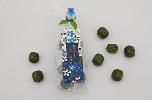 父の日 業務用 京小花 抹茶飴 青花 5ケース(250個)