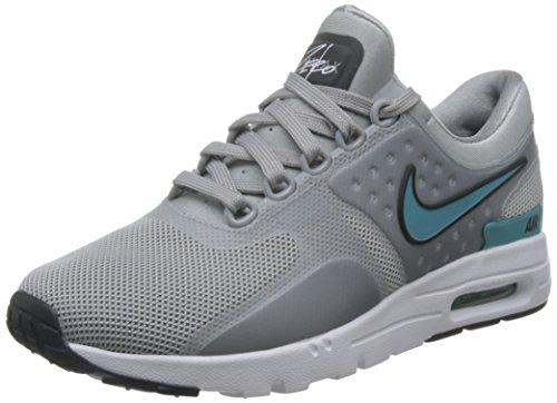 Nike 863700-001, Scarpe da Fitness Donna, Argento (Matte Silver/Mineral Blue/White/Black), 39 EU