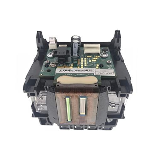 CXOAISMNMDS Reparar el Cabezal de impresión Cabeza de impresión Ajuste para HP932 933 Primer PIEJO FIT para HP OFGEACKJET 7510 7512 6700 7610 7110 7612 932 932xl 7600 6060 6100 6600