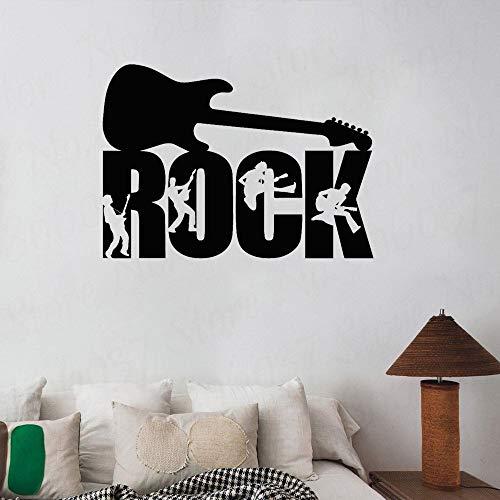 Pegatina Vinilo Musica  marca bksptop