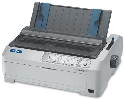 Best Deals! Epson FX-890 Dot Matrix Printer, 9 PIN, ELG, PARALLEL/USB . . . (119403)