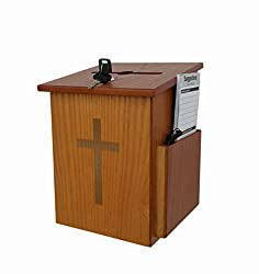 which is the best wooden suggestion box in the world