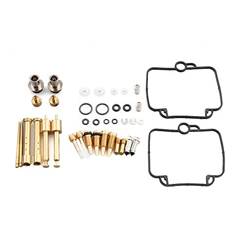 color tree 2 Juego de kits de reparación de carburador Mikuni BST 33 carburador para BMW F650 para BMW 93-00 F650 Funduro Carburador Kit de reconstrucción de carbos Accesorios de piezas de automóviles