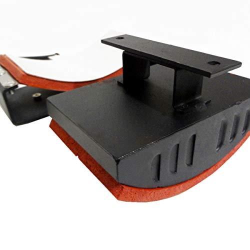 CAPPRESSE Capaufsatz Capmodul Basecaps für T-Shirtpresse bedruckbar: 8x13cm - 2