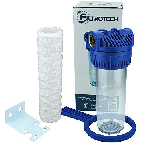 10 Zoll Wasserfilter Anschluss 1