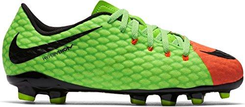 Nike Hypervenom Phinish II Fg Voetbalschoenen voor kinderen, uniseks
