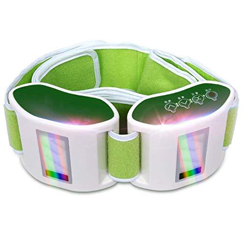 YC Abnehmen Gürtel elektrisch, Fitness vibrierende 7modes Massagegerät für Gewichtsverlust Abnehmen Massage Gürtel Fitness für Frauen und Männer