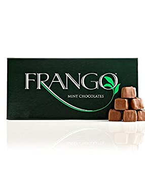 Frango Chocolates  1 Lb  Famous Macy s & Marshall Field s Candy Great For Gifts Entertaining & Celebrations Halloween Thanksgiving Christmas & More  Milk Chocolate Mint