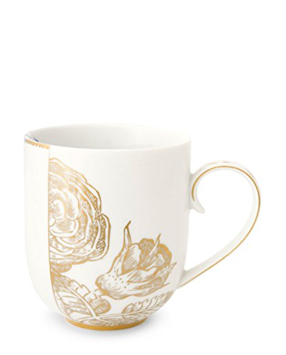Pip Studio Becher Royal | White - L