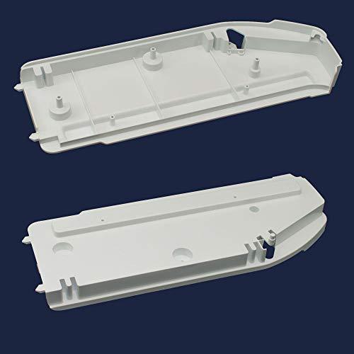 Whirlpool W12656105 Refrigerator Door Shelf Rail Genuine Original Equipment Manufacturer (OEM) Part