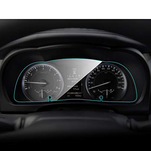 SBCX Protecteur d'écran de Tableau de Bord de Voiture, pour Toyota Highlander Auto, Accessoires de Voiture de Film de TPU de Membrane de Tableau de Bord intérieur