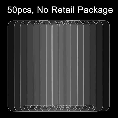 HUANGPUJIAN Fundas de teléfono para Galaxy S5 / G900 0,26 mm 9H dureza superficial 2,5D película de vidrio templado a prueba de explosiones, sin paquete al por menor