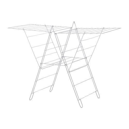 Ikea 402.448.31 - Stendibiancheria per interni ed esterni, colore: Bianco