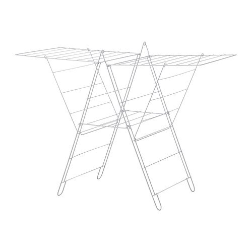 IKEA FROST -Wäscheständer weiß
