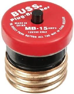 Bussmann BP//CB211-15-RP 15 Amp Type-I ATM Mini Circuit Breaker