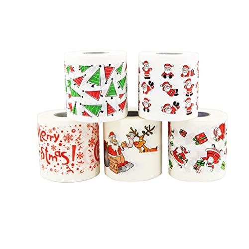 Top 10 best selling list for musical christmas toilet paper holder