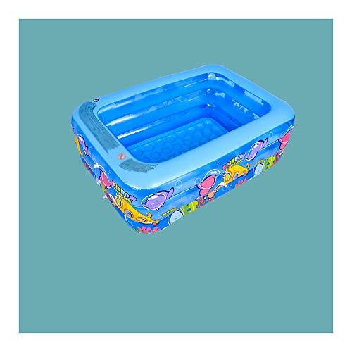 Del aire de la piscina piscina for niños niños piscina inflable del hogar resistente al desgaste grueso Marina Ball Pool bebé piscina for niños al aire libre for adultos Jardín Fiesta del Agua patio t