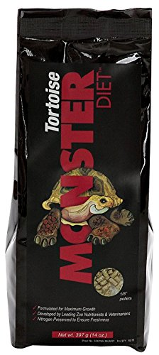 Nahrung für Schildkröten TERRESTRES 400gr