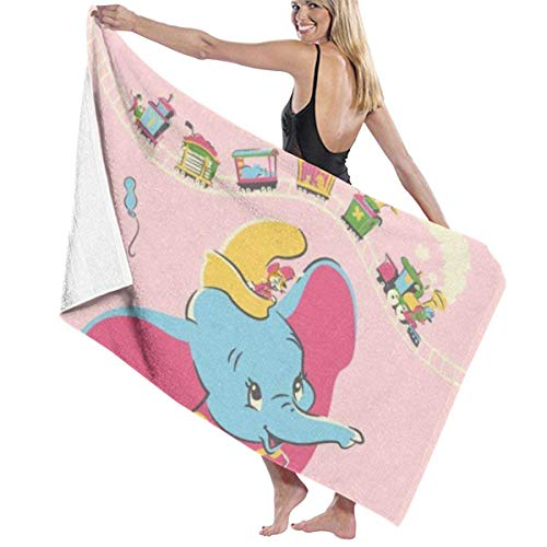 AOOEDM Winnie The Pooh Toallas de Playa Toalla de baño 32x52 para Mujeres Niños Niñas Niños Adultos Hombres
