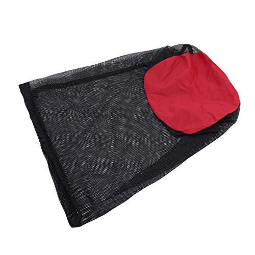 Ellepigy Unisex Kompressionssack Tragbare Mesh Nylon Schlafsack Sachen Säcke Große Aufbewahrungsbeutel Für Camping Wandern