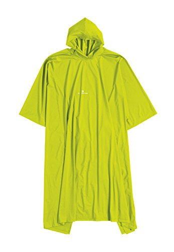 Ferrino Poncho Junior, Cape imperméable Vert (vert clair), 130 CM
