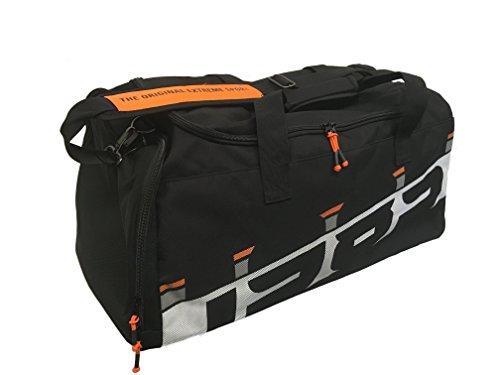 Stihl Unisex– Erwachsene Sporttasche, Schwarz, 60x30x30 cm