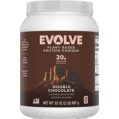 Evolve Classic Chocolate Protein Powder 2 Pound Now $10.59 (Retail $25.99)