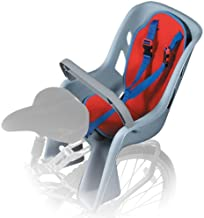 bike with chair on front