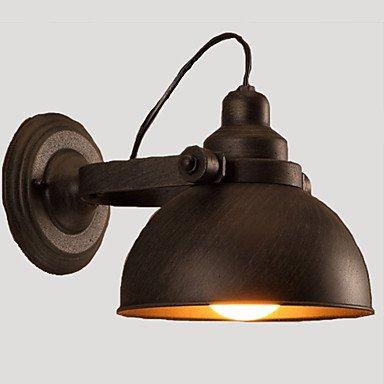 RY E2723 cm 10-15 m² loft pot de fer forgé, créatif rétro appliques lampe LED, 220v