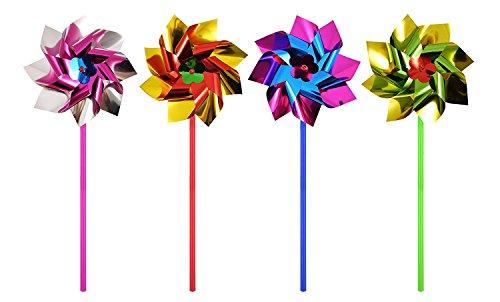 10 X Folie Windmühlen