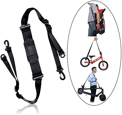 Scooter Correa de Hombro Cinturón de Transporte Adecuado para Bicicleta Plegable Xiaomi...