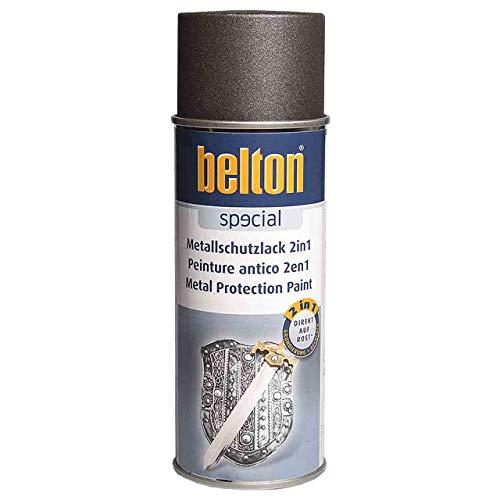Belton Metallschutzlack 2in1 Eisenglimmer Anthrazit