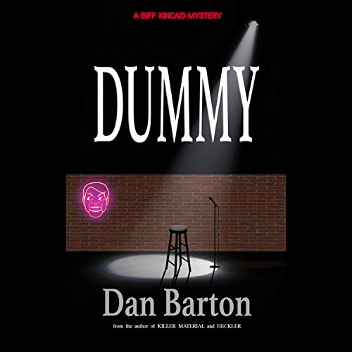 Dummy Audiobook By Dan Barton cover art