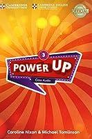 Power Up Level 3 Class Audio CDs (4)