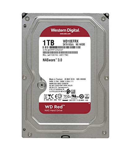 Build My PC, PC Builder, Western Digital WD10EFRX