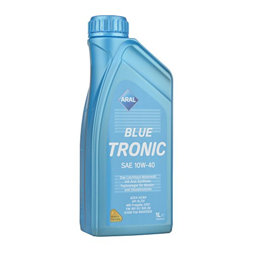 ARAL BlueTronics 10W 40 Motorenöl , 1 Liter