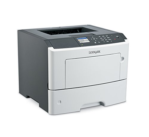 Lexmark MS610dn Monochrome Laser Printer, Network Ready, Duplex Printing and Professional Features Photo #4