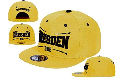 Viper Snapback Fussball Bundesliga Fan Sports Caps Basecap Dresden