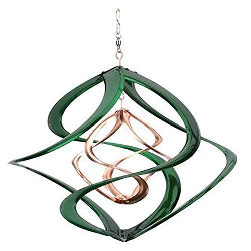 Red Carpet Studios Cosmix Copper and Green Spinner, Medium (31094)