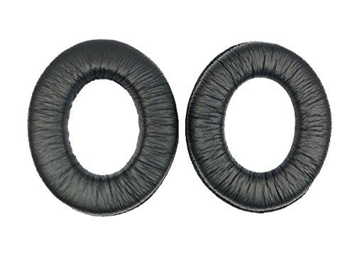 V-MOTA Earpads Compatible with Audio Technica ATH-T200 ATH-T22 ATH-T2 ATH-T300 ATH-T200TV ATH-T200AV ATH-AVC200 Headphones (Black)