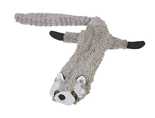 Nobby Plüsch Waschbär flach 91 cm