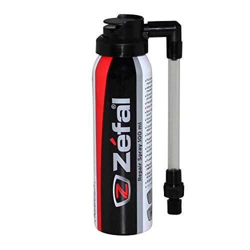 ZEFAL Repair Spray - Bombe anti crevaison 100 ml pour vélo