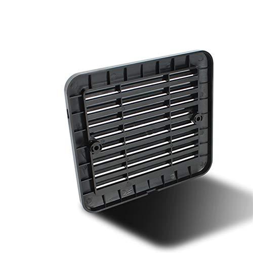 N+B 12V 8W Black Fridge Vent con Ventilador para RV Trailer Caravan Air Air Air Aire Fuerte EVILLO DE AUTOMÁTICO Accesorios AUTOMÓVILES DE AUTOMÁTICO Camper DE Estilo (Color : Only Lid)