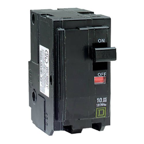 Square D by Schneider Electric QO250CP QO 50 Amp Two-Pole Circuit Breaker